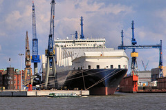 Dock 16, Blohm + Voss, Atlantic SEA, Hamburg
