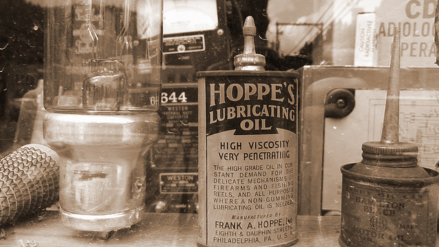 HOPPE'S Lubricant oil