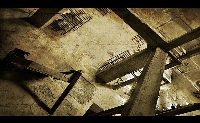 Le labyrinthe... Aux nom de la rose...
