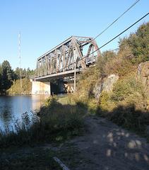 Pont JAVX bridge
