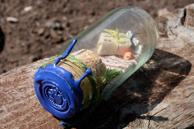 Message in a Bottle No. 88