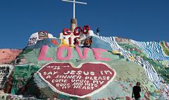 Slab City Salvation Mountain (#0184)