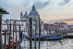 Venise, la bleue, la belle...