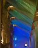 Blue Green Sagrada Familia