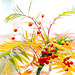 Eberesche im Herbst - High Key (PiP)