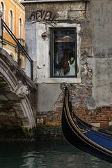 Venise, la bleue, l'envers du décor...