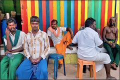 L'Inde en mode détente