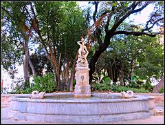 Valencia: jardines de la Glorieta, 2
