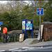 council clutter at Hythe Bridge