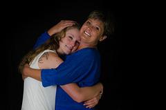 ma soeur et sa fille