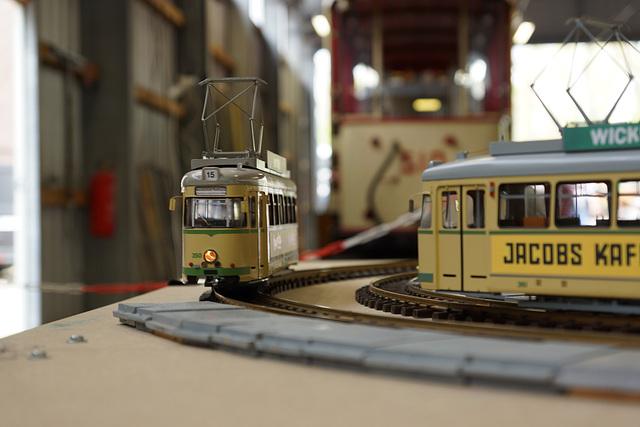Straßenbahn Wuppertal Spur II 101