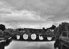River Nith and Devorgilla Bridge, Dumfries