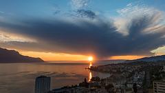 210905 Montreux crepuscule