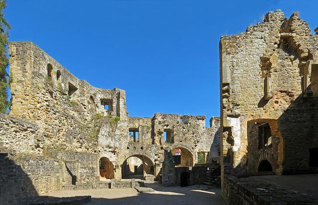 Alte Burgmauern