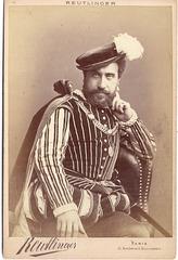 Jean Baptiste Faure by Reutlinger