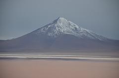Bolivian Altiplano, Cerro Pabellón (5498m)