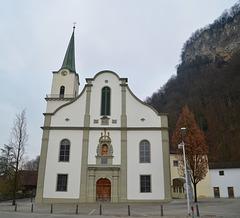 Vorarlberg, Hohenems, St. Karl Church