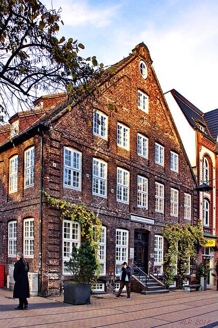 Elmshorn, das Möhringsche Haus