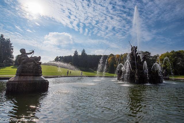 Andromeder & Perseus Fountain 1