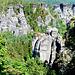 Bastei - Sandsteintürme. ©UdoSm