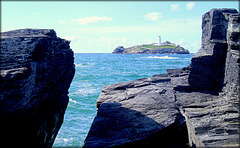 Godrevy, August 2014