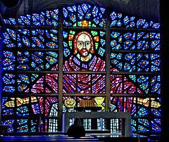 Buckfast Abbey Window