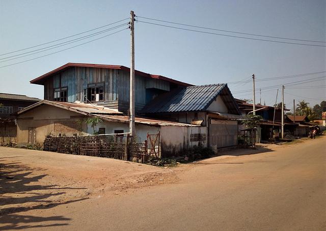 Le Laos sans touristes...... ou presque