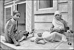 Les brodeuses de Jaipur