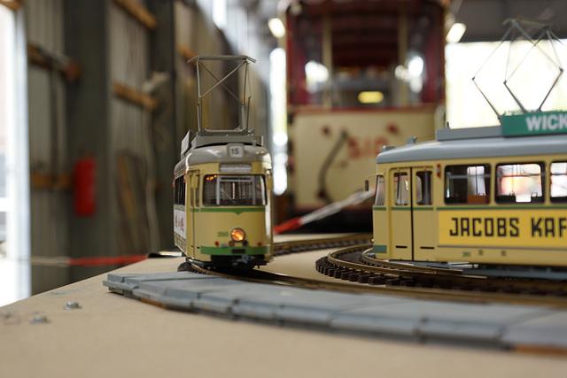 Straßenbahn Wuppertal Spur II 102