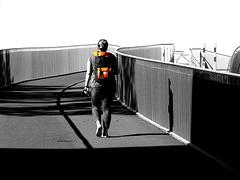 Walking alone - HFF