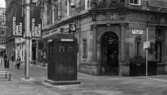 Police Box, Buchanan Street, Glasgow