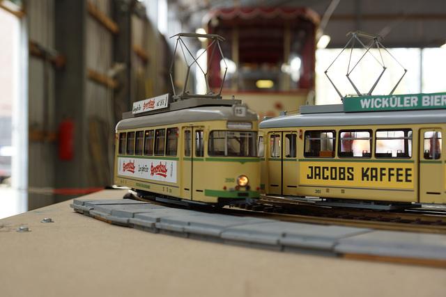 Straßenbahn Wuppertal Spur II 103