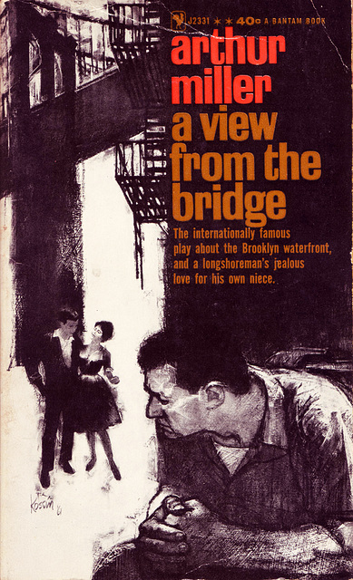 a comprehensive analysis of a view from the bridge a play by arthur miller A view from the bridge is a play by arthur  analysis about the play as a whole, from the major themes and ideas to analysis of style, tone, point of view, and more.