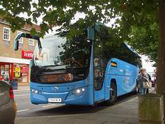 DSCF5605 Stagecoach East (Cambus) YX64 WCM in St. Neots - 7 Oct 2016