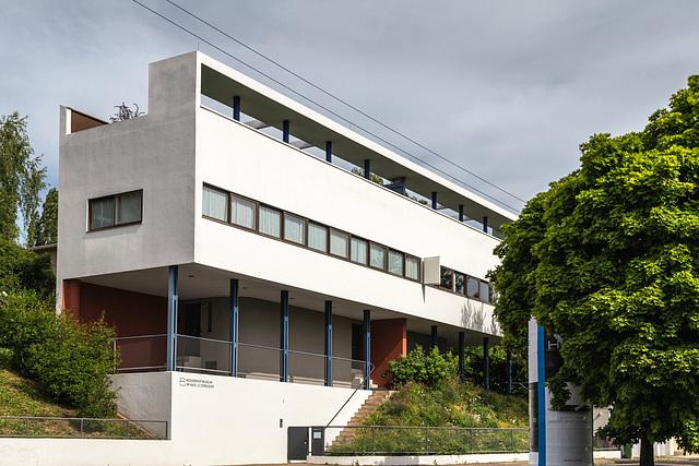Haus 14-15 - Doppelhaus von Le Corbusier mit Pierre Jeanneret (2xPiP)