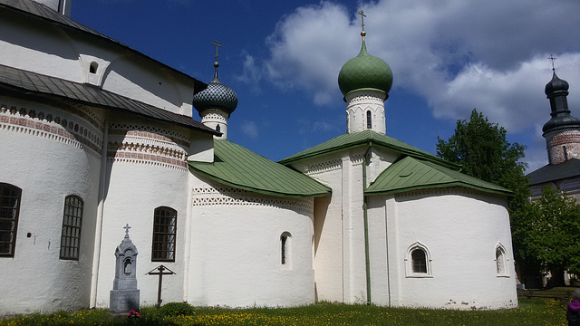 A Church a Day doesn't keep bk away. - Gorizy