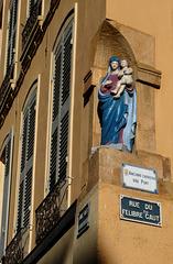 Coin de la rue des Cordeliers et du Félibre Gaut