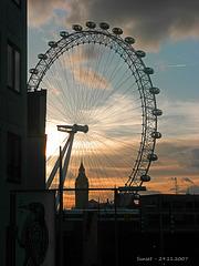 Waterloo sunset 29 11 2007