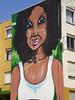 Mural by Ôje.