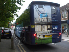DSCF5587 Stagecoach East (Cambus) YX64 WCZ in St. Neots - 7 Oct 2016