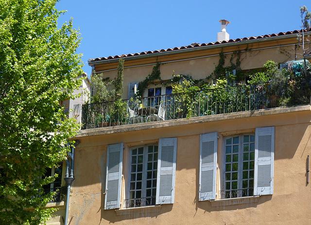 HFF depuis Aix