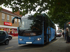 DSCF5586 Stagecoach East (Cambus) YX64 WCZ in St. Neots - 7 Oct 2016