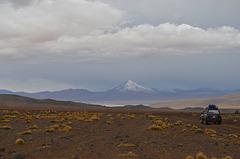 Bolivian Altiplano, On the Way to Laguna Colorada