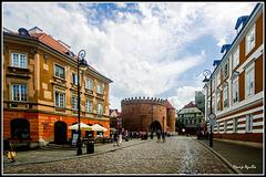 Barbacana  (Varsovia)