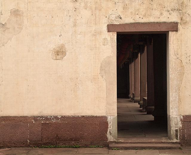 Passage at Tianyi Pavilion