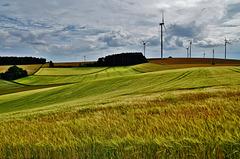 Fränkische Kulturlandschaft - Franconian cultural landscape