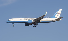 Boeing C-32A 09-0016