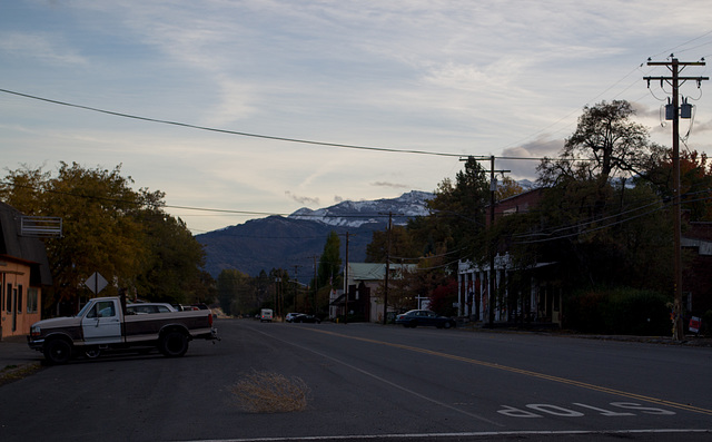 Surprise Valley, CA Cedarville (0830)
