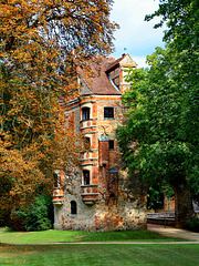 Freyenstein, Altes Schloss