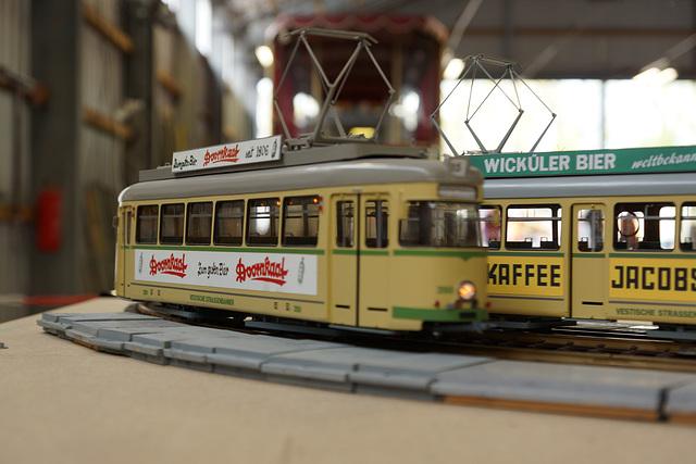 Straßenbahn Wuppertal Spur II 104
